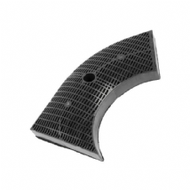 Zanussi Genuine 9029793800 Cooker Hood Carbon Filter - Type 10